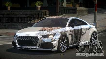 Audi TT Qz S6 for GTA 4