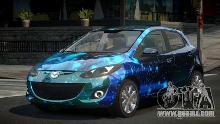 Mazda 2 U-Style S3 for GTA 4
