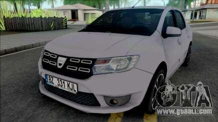 Dacia Logan Mk2 2020 for GTA San Andreas