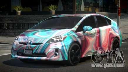 Toyota Prius US S8 for GTA 4