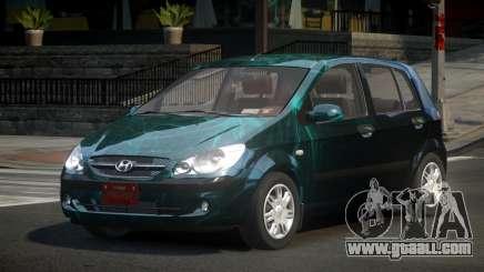 Hyundai Getz GS PJ2 for GTA 4