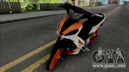 Yamaha LC 135 Malaysia Style for GTA San Andreas