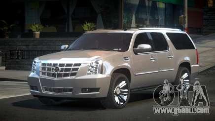 Cadillac Escalade PSI for GTA 4