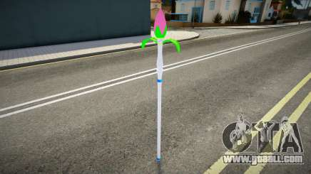 Weapon - Aqua-Sama from Konosuba for GTA San Andreas