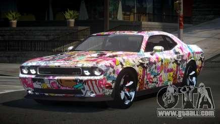 Dodge Challenger BS SRT8 S3 for GTA 4