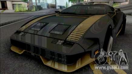 Quadra V-Tech 2077 for GTA San Andreas