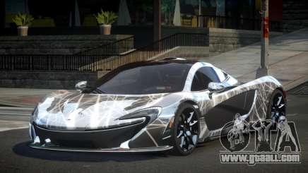 McLaren P1 BS S1 for GTA 4