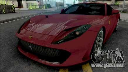 Ferrari 812 Superfast (Real Racing 3) for GTA San Andreas