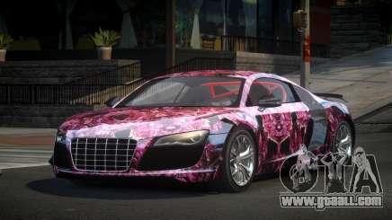 Audi R8 U-Style S9 for GTA 4