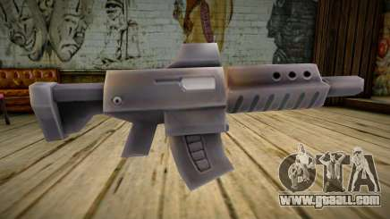 The Unity 3D - M4 for GTA San Andreas