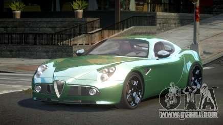 Alfa Romeo 8C Qz for GTA 4