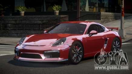 Porsche Cayman GT-U for GTA 4