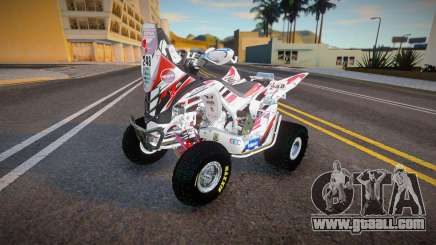 Yamaha Raptor Alexis Hernandez for GTA San Andreas