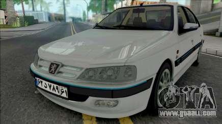 Peugeot Pars TU5 [ADB IVF VehFuncs] for GTA San Andreas