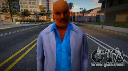 VCS Vance Gang v7 for GTA San Andreas