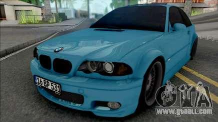 BMW 318Ci E46 Dapper for GTA San Andreas