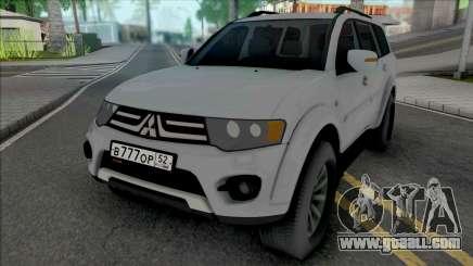 Mitsubishi Pajero Sport [ADB IVF] for GTA San Andreas