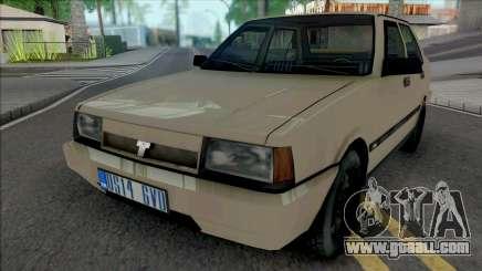Tofas Sahin Low Poly SA Style for GTA San Andreas