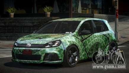 Volkswagen Golf GS-U S2 for GTA 4