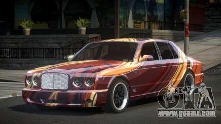 Bentley Arnage Qz S4 for GTA 4