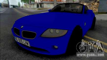 BMW Z4 3.0 2003 for GTA San Andreas
