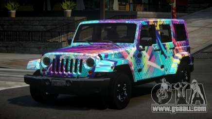 Jeep Wrangler US S6 for GTA 4