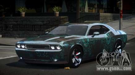 Dodge Challenger BS SRT8 S6 for GTA 4