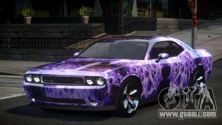 Dodge Challenger BS SRT8 S10 for GTA 4