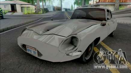 Windsor Drop 1969 (E-type SA Style) for GTA San Andreas