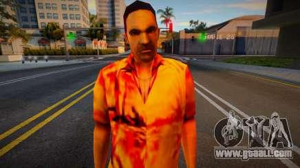 VCS Diaz Goons v8 for GTA San Andreas