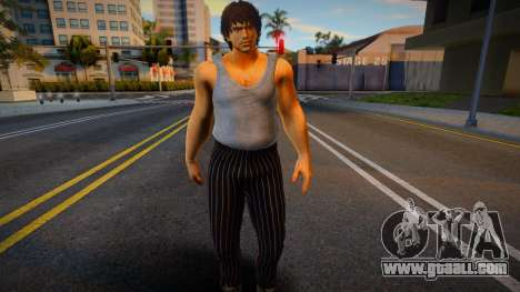 Miguel New Clothing 2 for GTA San Andreas
