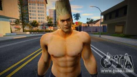 Paul New Clothing for GTA San Andreas
