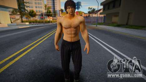 Miguel New Clothing 3 for GTA San Andreas