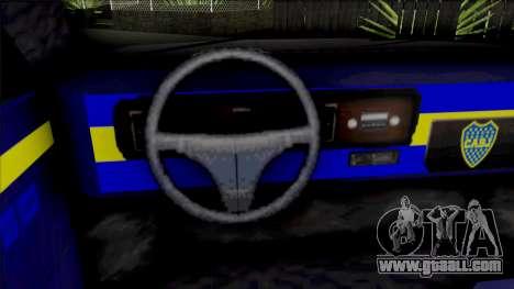 Bobcat de Boca [IVF] for GTA San Andreas