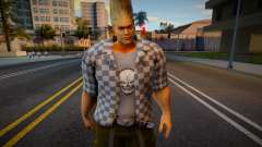 Paul Gangstar 2 for GTA San Andreas