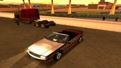 Cadillac Allanté Cabriolet 1990 (Updated)