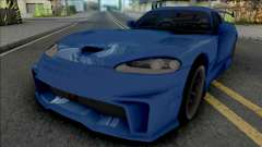Dodge Viper GTS (MRT)