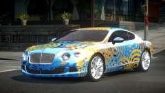 Bentley Continental Qz S9