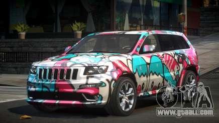 Jeep Grand Cherokee Qz S2 for GTA 4