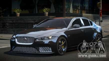 Jaguar XE Qz for GTA 4