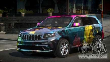 Jeep Grand Cherokee Qz S3 for GTA 4