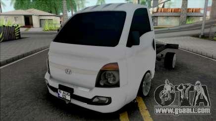 Hyundai H-100 for GTA San Andreas