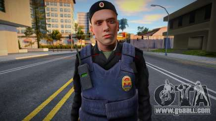Employee PPP v1 for GTA San Andreas