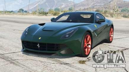 Ferrari F12berlinetta 2012〡add-on v1.2 for GTA 5