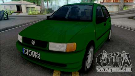 Volkswagen Polo (MRT) for GTA San Andreas