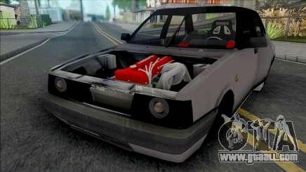 Tofas Dogan Drag (MRT) for GTA San Andreas