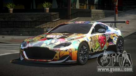 Aston Martin Vantage Qz S10 for GTA 4