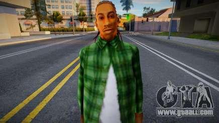 Ludacris Ped for GTA San Andreas