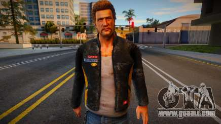 Greene from Dead Rising for GTA San Andreas
