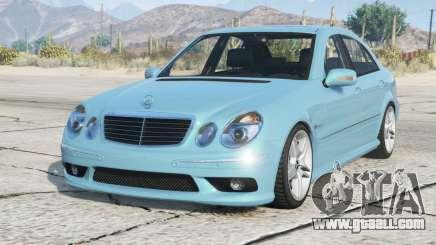 Mercedes-Benz E 55 AMG (W211) 2002 v2.2 for GTA 5